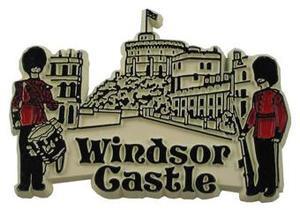 Windsor Castle, Great Britain, Europe souvenir magnet