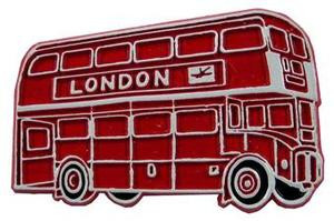 London Bus, Europe souvenir magnet