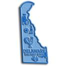 State Magnet -  Delaware