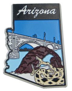 Souvenir state magnet – Arizona