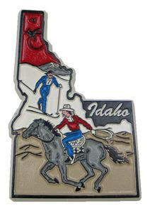Souvenir state magnet – Idaho