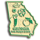 State Magnet -  Georgia