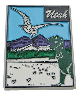 Souvenir state magnet – Utah