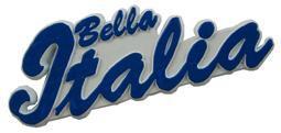 Bella Italia, Europe souvenir magnet