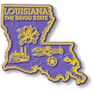 State Magnet -  Louisiana