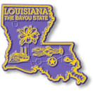 State Magnet -  Louisiana