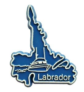 Labrador Canada Souvenir Magnet