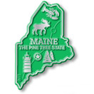 State Magnet -  Maine