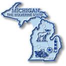 State Magnet -  Michigan