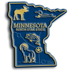 State Magnet -  Minnesota