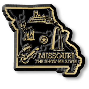 State Magnet -  Missouri