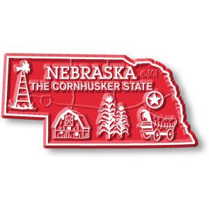 State Magnet -  Nebraska