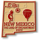 State Magnet -  New Mexico