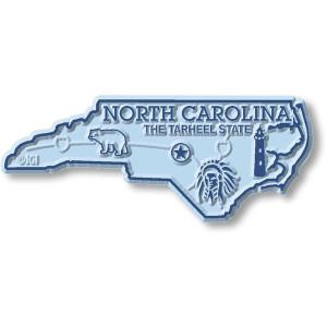State Magnet -  North Carolina