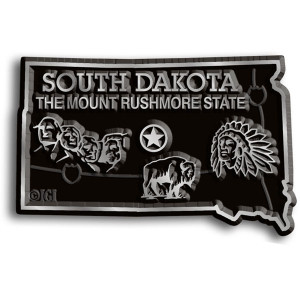 State Magnet -  South Dakota