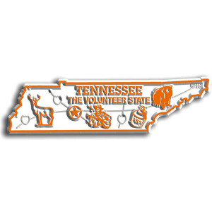 State Magnet -  Tennessee