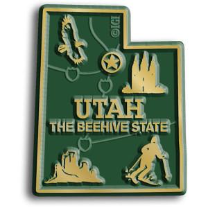 State Magnet -  Utah