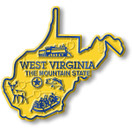 State Magnet -  West Virginia