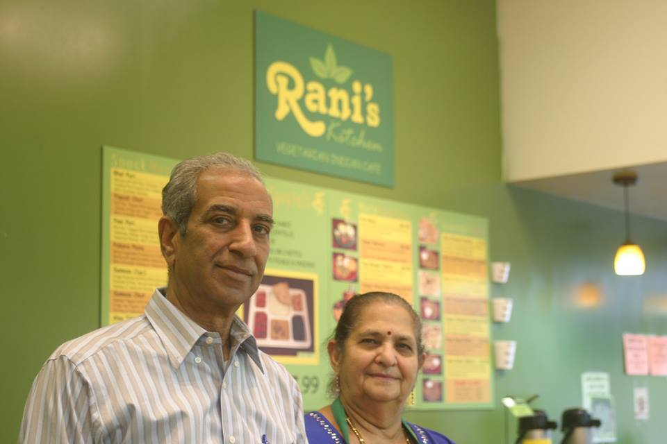 Ramesh & Phulan Chander Rani's World Foods