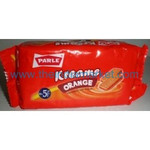 Parle Kreams Orange Cookie 80G