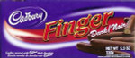 Cadbury Dark Fingers 150G