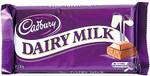 Cadbury Dairy Milk 120g (UK)