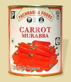 Pachranga Carrot Murabba 1Kg