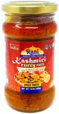 Rani Kashmiri Curry Cooking Spice Paste 10oz (300g) Glass Jar ~ No Colors | All Natural | NON-GMO | Vegan | Gluten Free | Indian Origin