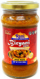 Rani Biryani Curry Cooking Spice Paste (For Rice/Pilaf) 10oz (300g) Glass Jar ~ No Colors | All Natural | NON-GMO | Vegan | Gluten Free | Indian Origin