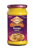 Pataks Korma Curry Sauce 15Oz.