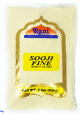 Rani Sooji Fine (Farina,Suji,Rava) Flour 2lbs (32oz) ~ All Natural | Vegan | NON-GMO | Indian Origin