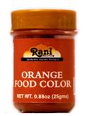 Rani Orange Food Color 25Gm~ FDA Approved~ All Natural | NON-GMO | Vegan | Gluten Friendly | Indian Origin