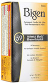 Bigen Hair Color Oriental Black 6G