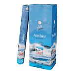 Flute Amber 6 pack