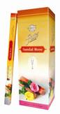 Flute Sandal Rose 6 pack