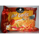 Chings Hot Garlic Noodles 75G