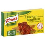 Knorr Bouillon Chicken 2.5Oz