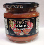 Zergut Adjika Hot Pepper Salsa 12Oz