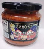 Zergut Peppetizer Roasted Pepper 12Oz