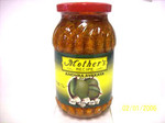 Mother's Recipe Andhra Avakaya Pickle 300G