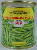 Pachranga Green Chili Pickle 800G