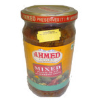 Ahmed Mixed Pickle Hydrabadi 1Kg