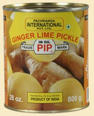 Pachranga Ginger Lime Pickle 800G