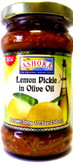 Ashoka Lemon Pickle Olive Oil 10.5Oz