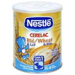 Nestle Cerelac Wheat with Milk 400G