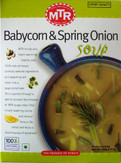 Mtr Babycorn & Spring Onion Soup 250G
