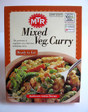 Mtr Mixed Veg.Curry 300G