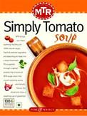 Mtr Simply Tomato Soup 250G