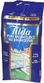 Tilda Basmati Rice 20 Lb