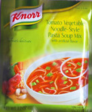 Knorr Tomato Vegetable Noodle Style Soup 61g